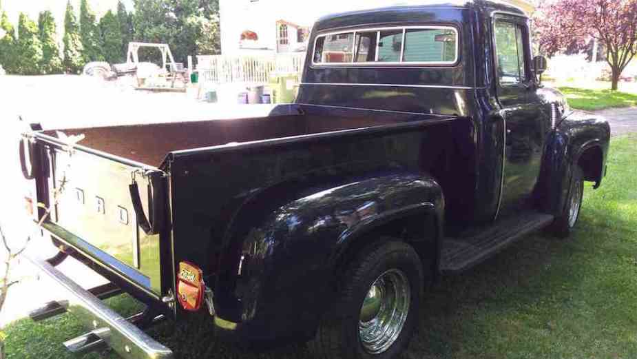 1956 Ford F-100 Proves Classics Are Just Better - F150online com