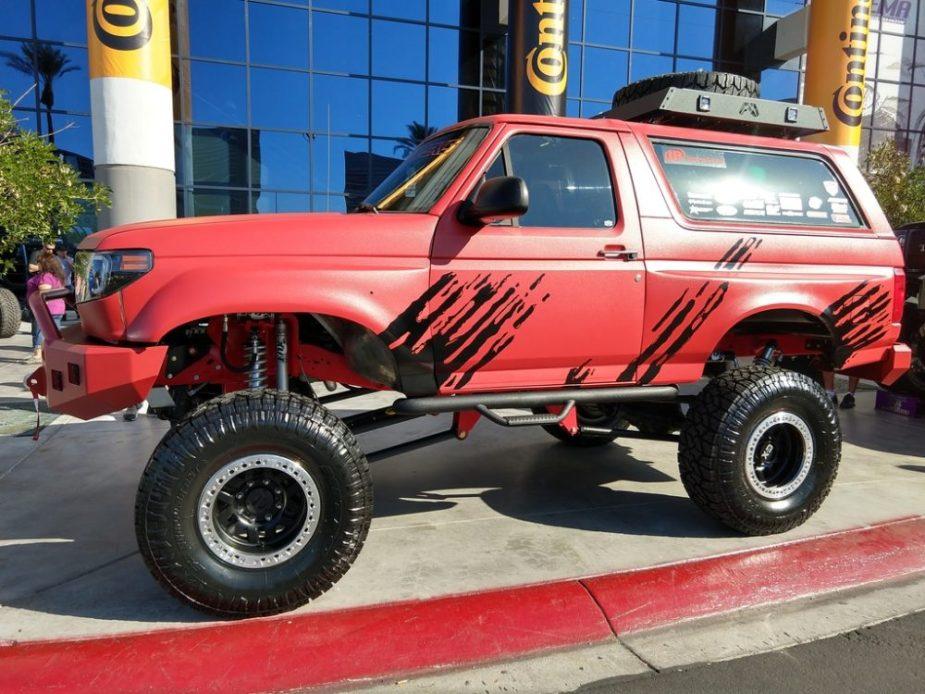 1996 Bronco SEMA