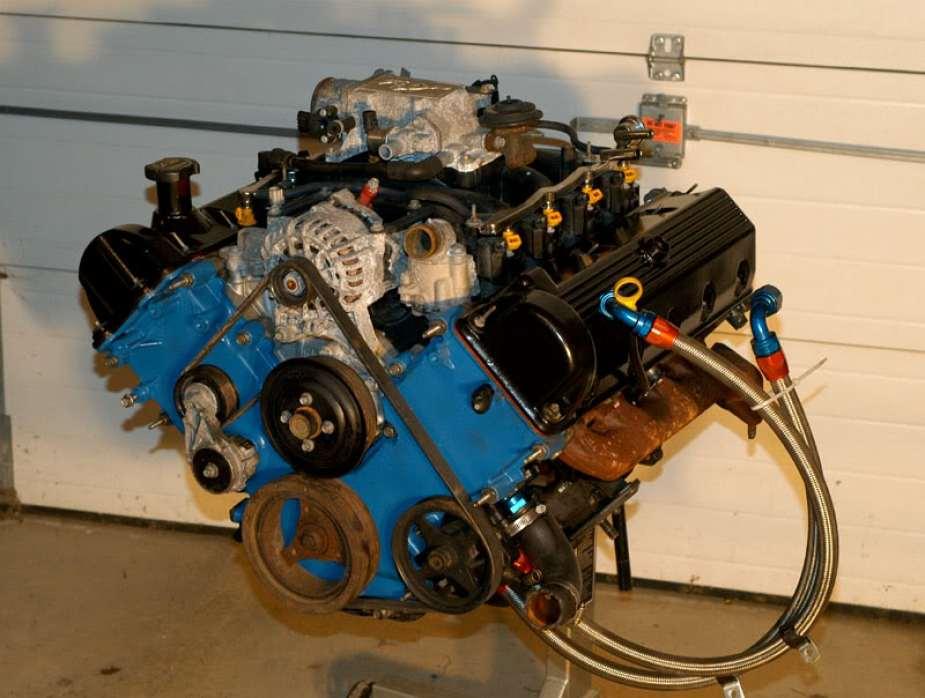 NA F-150 Engine