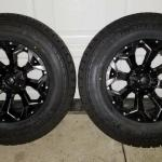Raptor Conversion Tires