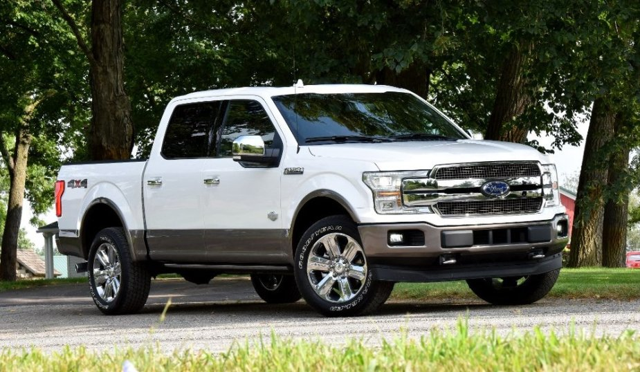 2018 F 150 Included In Huge 10 Speed Transmission Recall