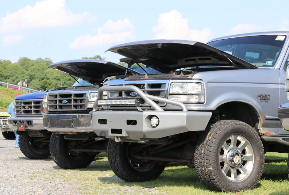Ford Mud Truck Group