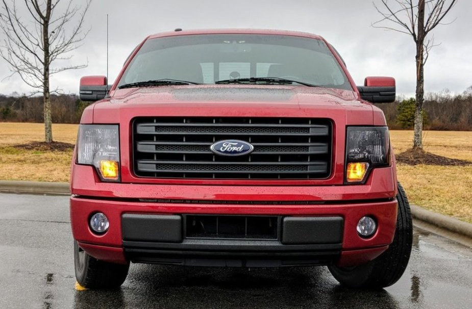 Ford F-150 FX2