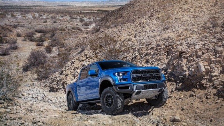 2019 Raptor Climbing with Trail Control