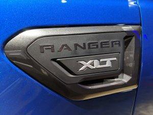 Ranger XLT Sport Badge