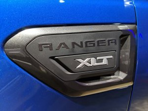 Ranger XLT Sport Badge