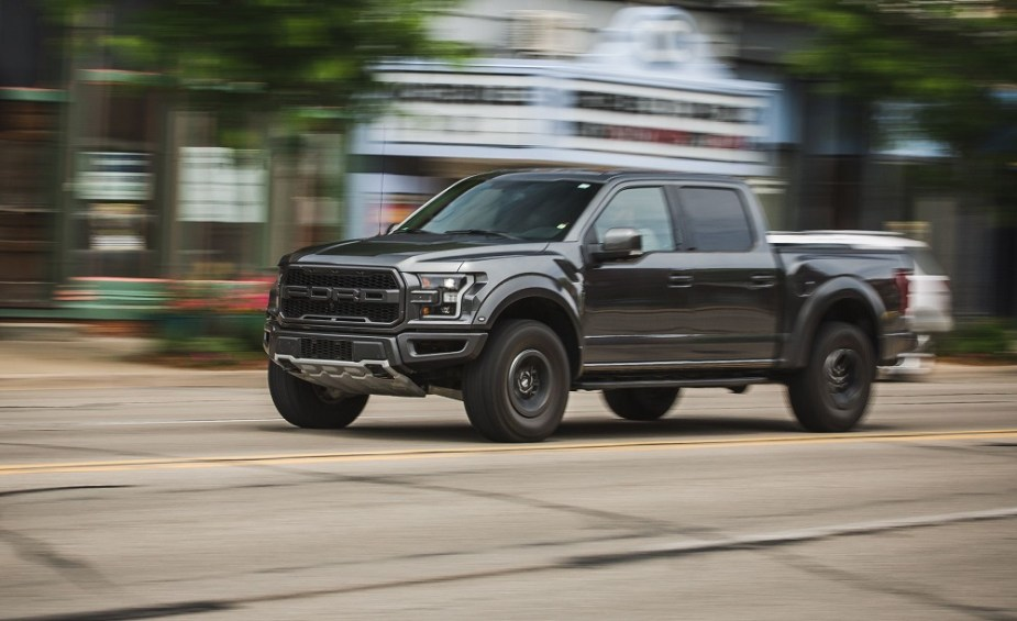 2017-18 Ford Raptor