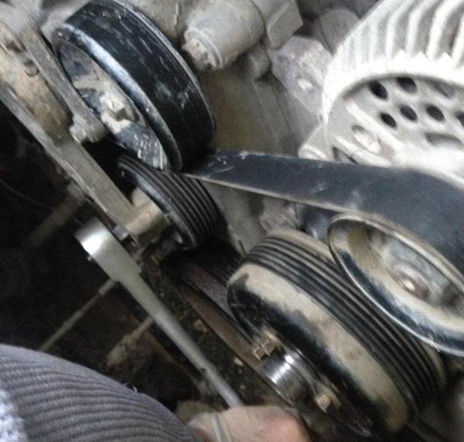Ford F-150 Serpentine Belt