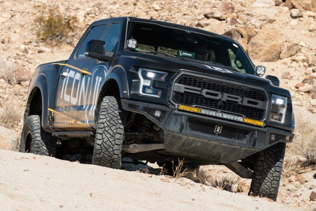 Icon Ford Raptor Modular Front Bumper