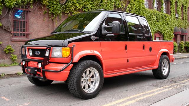 Ford E-Series Conversion