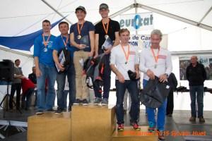 podium f18