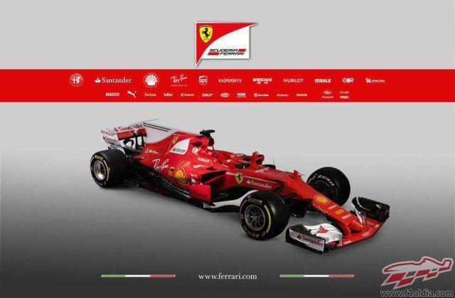 El Ferrari SF70H