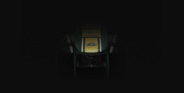 Un Team Lotus en la oscuridad