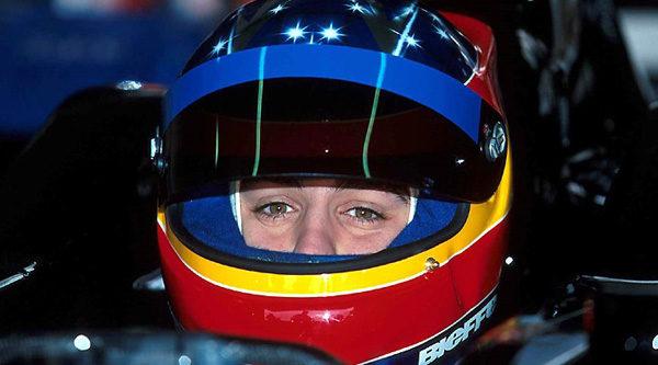 Alonso en Minardi, año 2001