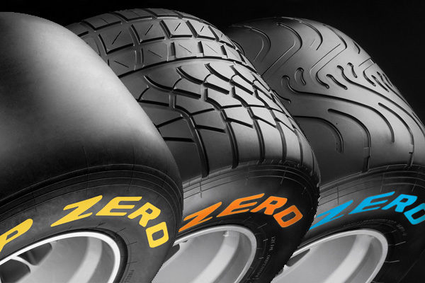 Los neumáticos desvelados por Pirelli