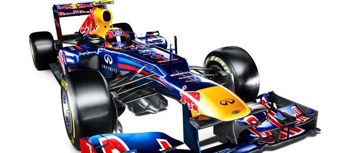 El nuevo monoplaza de Red Bull, el RB8