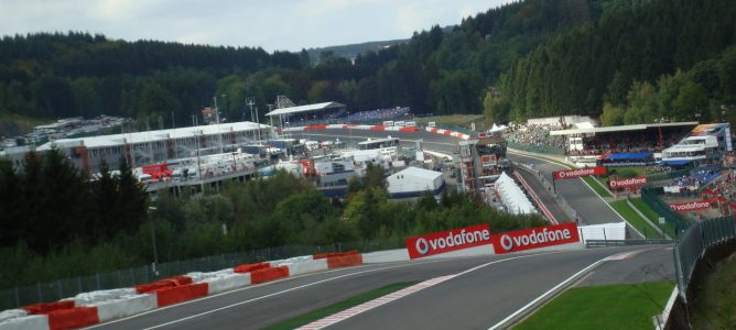 Circuito de Spa-Francorchamps