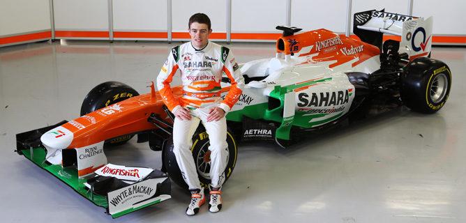 Nuevo Sahara Force India VJM06, el nuevo monoplaza del equipo indio