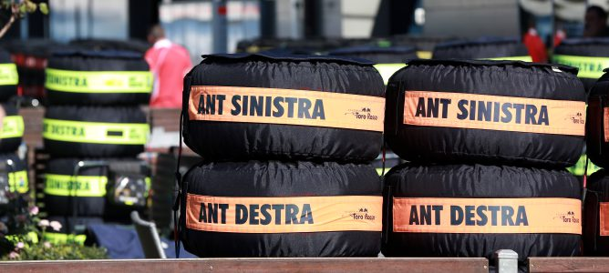 Neumáticos Pirelli en Albert Park