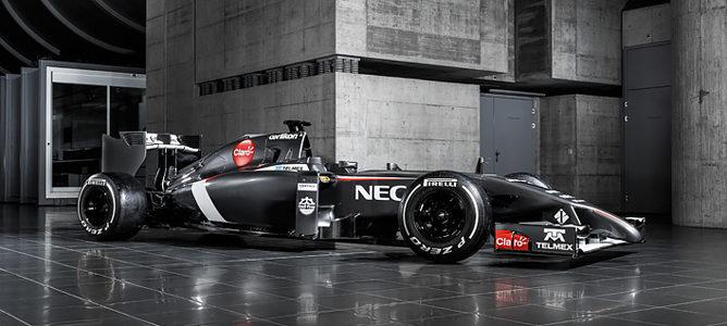 Nuevo Sauber C33