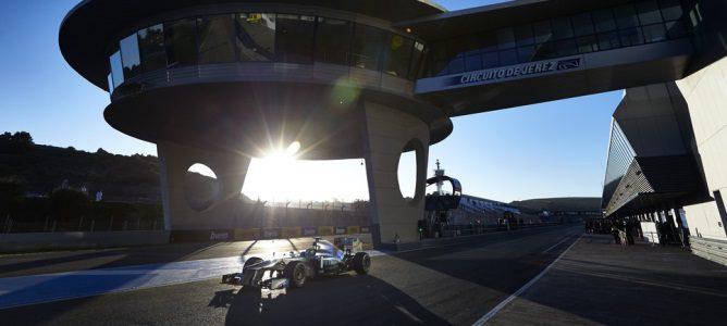 Test de Jerez de la pretemporada 2013