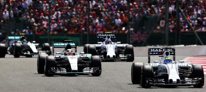 Massa lidera, por delante de Hamilton, Bottas y Rosberg