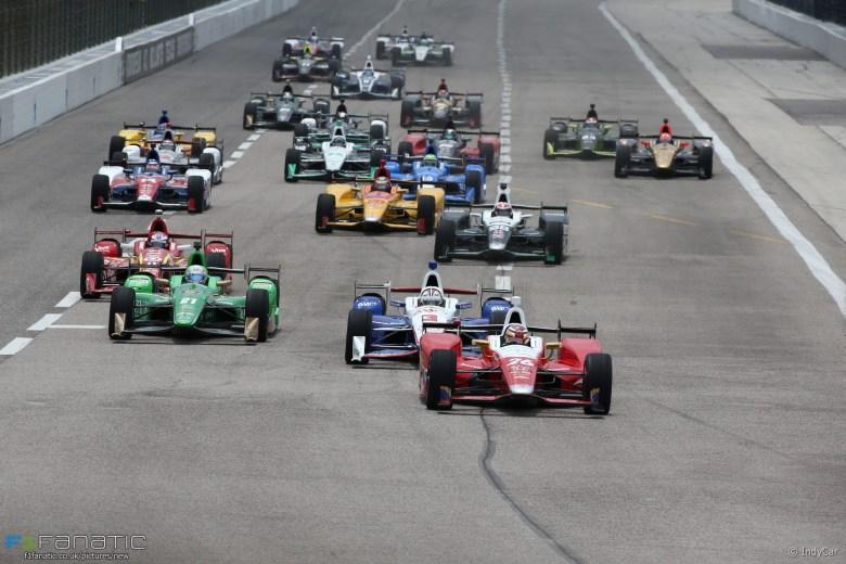 Start, Texas, IndyCar, 2016 · F1 Fanatic
