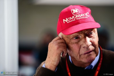 Niki Lauda Formula One driver biography - F1 Fanatic