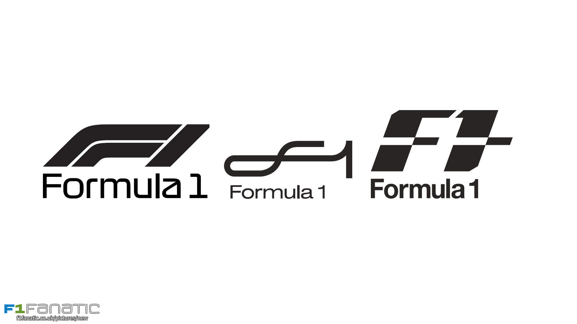 New F1 Logo Planned Trademark Application Reveals Designs