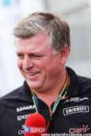 Otmar Szafnauer © Force India site