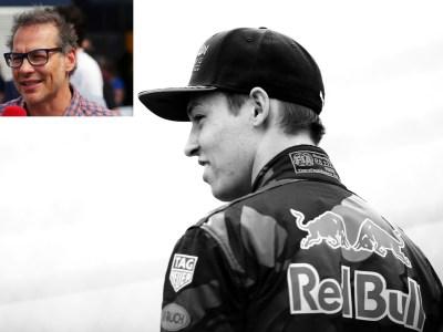 """L'opinion de Villeneuve : """"Daniil Kvyat ne mérite pas sa place cette saison en Formule 1"""""""