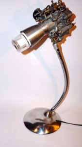 Carburetor lamp hifi-jpeg