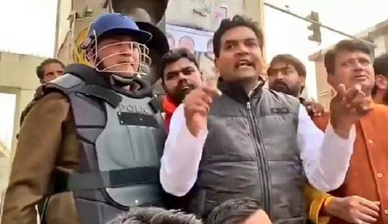 दिल्ली-हिंसा