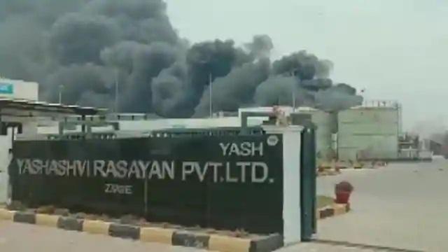 Gujarat Factory Fire