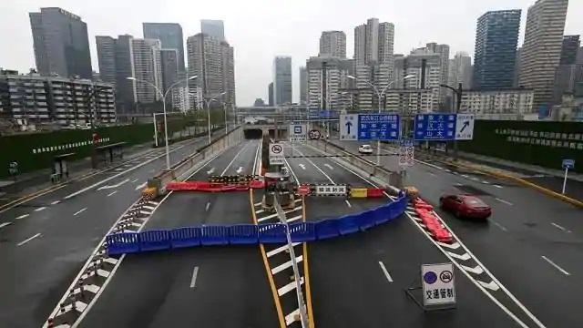 Lockdown In Beijing