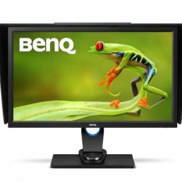 BenQ SW2700PT: Jaký je tento fotografický monitor?