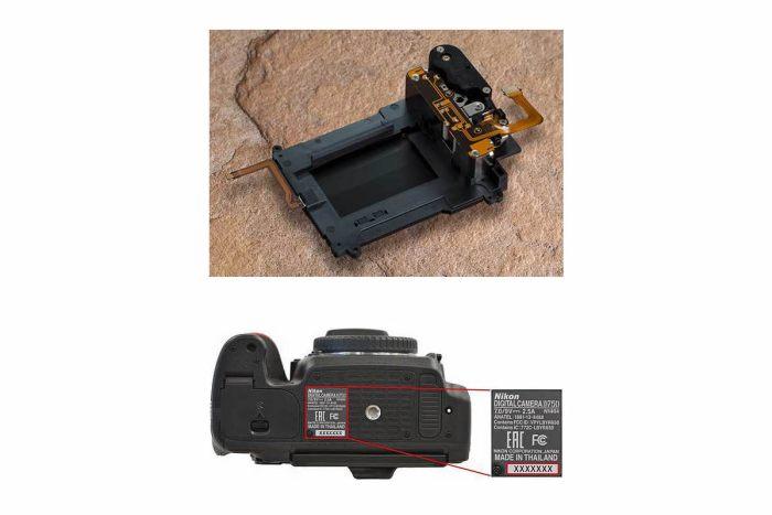 Nikon D750 závěrka - svolání do servisu / F22.cz