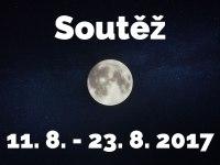 Soutěž F22 pro období 11.8. – 23.8.2017. Téma: tma, obloha, vesmír