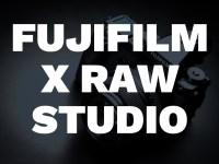 X Raw Studio bude umět dávkové zpracování souborů