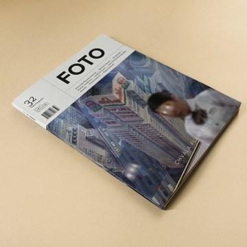 Časopis FOTO 32 a klubové předplatné s řadou výhod