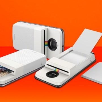 Bezinkoustové tiskárny od HP a Polaroidu