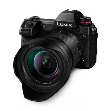 Panasonic uvádí nový fullframe Lumix S1