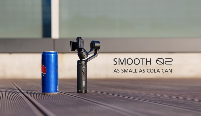 Kompaktní stabilizátor Zhiyun Smooth Q2