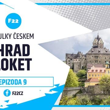 Toulky Českem – EPIZODA 9 – Hrad Loket