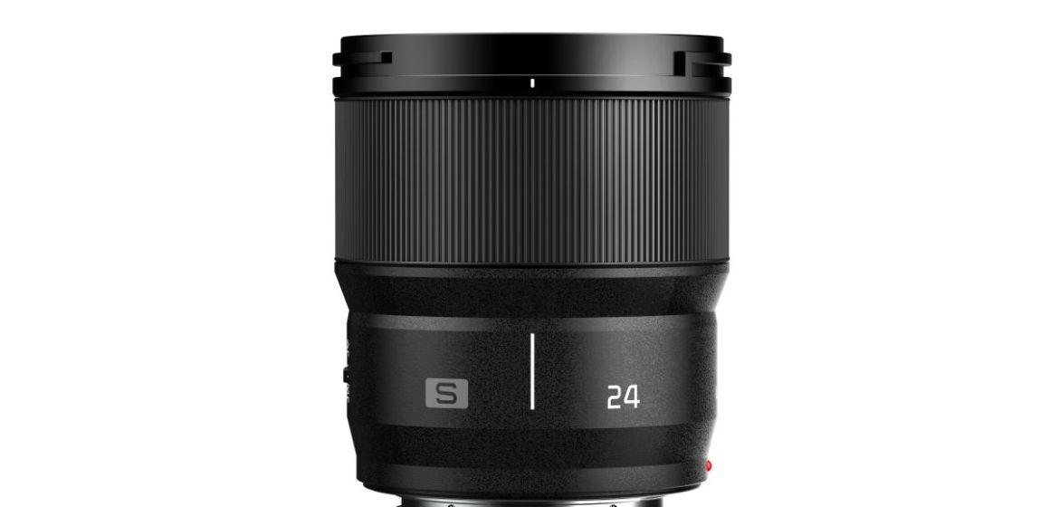 Nový objektiv Lumix S 24 mm f/1,8