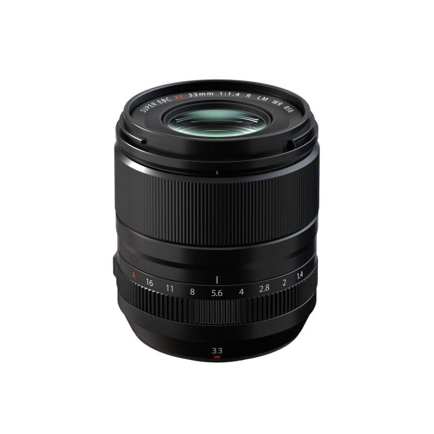 FUJINON XF 33 mm f/1,4 R LM WR: tichý, rychlý a přesný objektiv od společnosti Fujifilm