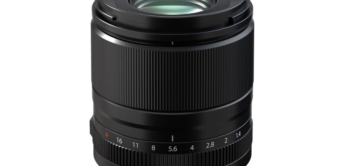 FUJINON XF 23 mm f/1,4 R LM WR: nový objektiv od Fujifilm