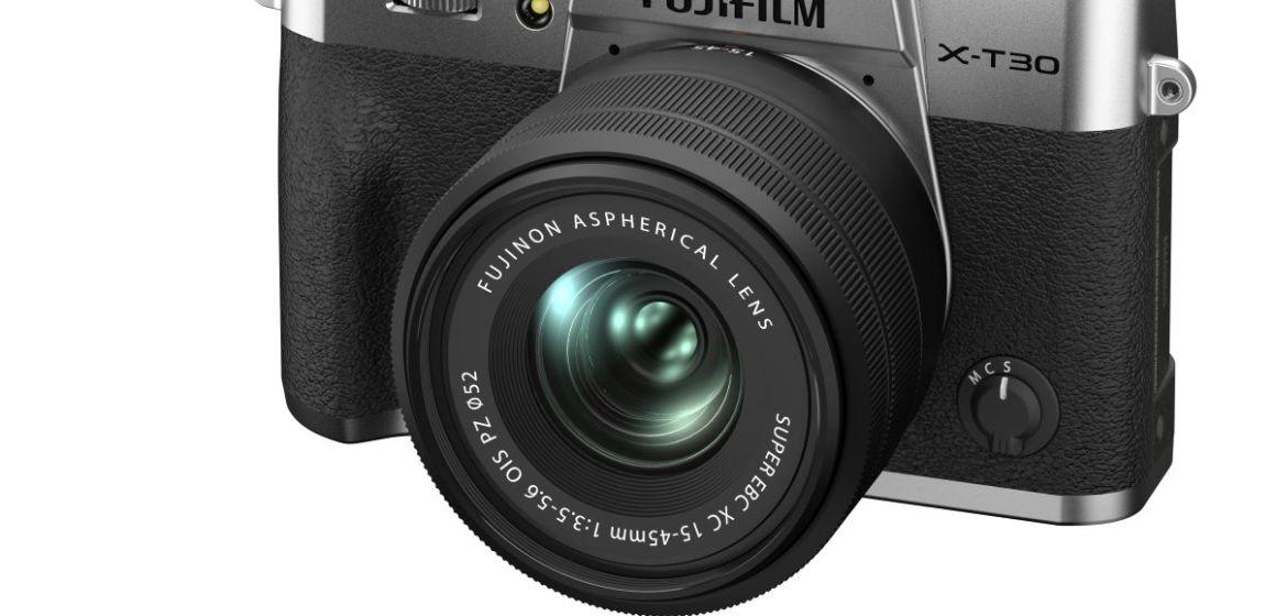 FUJIFILM X-T30 II: digitální bezzrcadlovka řady X
