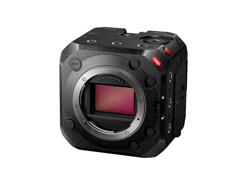 Ultrakompaktní Full-Frame BoxCamera Panasonic LUMIX BS1H