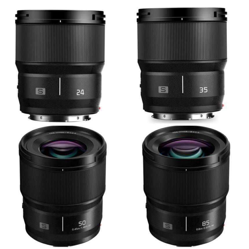 Objektivy Panasonic Lumix S – objektiv pro každou příležitost